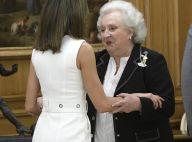 Pilar de Bourbon opérée d'urgence : inquiétude pour la soeur de Juan Carlos Ier