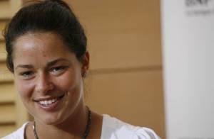 Ana Ivanovic, la tenante du titre de Roland Garros est en forme... et magnifique !