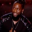 """Gage dans """"The Voice 8"""" sur TF1, le 9 février 2019."""