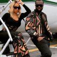 Demdem et Maître Gims à l'occasion d'un voyage à Abidjan. Instagram, le 27 janvier 2019.