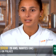 """Anissa dans """"Top Chef 10"""" mercredi 13 février 2019 sur M6."""