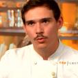 """Damien dans """"Top Chef 10"""" mercredi 13 février 2019 sur M6."""