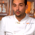 """Samuel dans """"Top Chef 10"""" mercredi 13 février 2019 sur M6."""