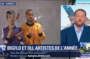 Bigflo et Oli, euphoriques, brisent leur Victoire de la musique sur BFMTV !