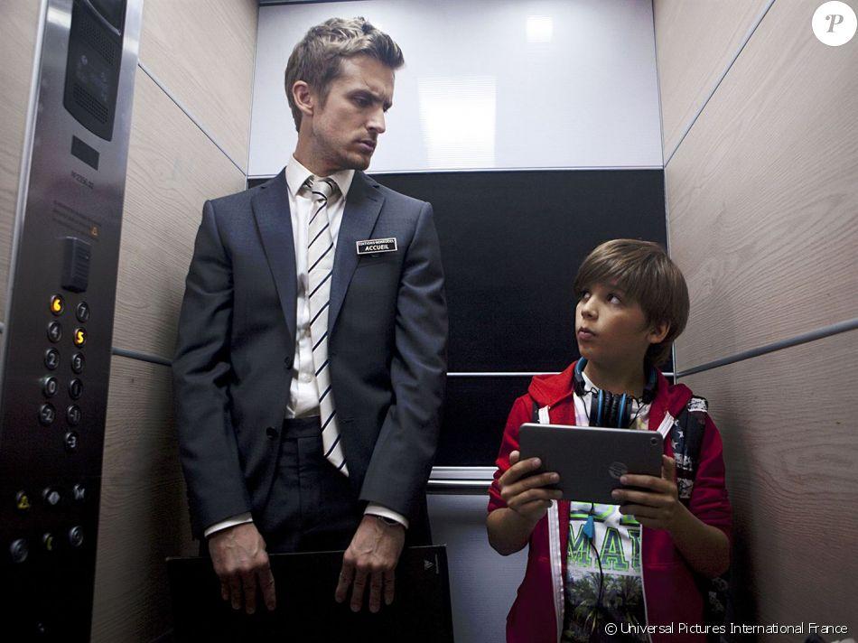 Image du film Babysitting avec Enzo Tomasini