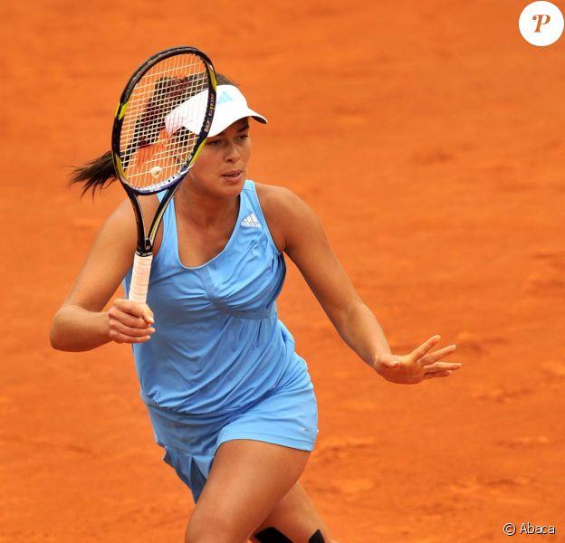 Ana Ivanovic, tenante du titre, éliminée de Roland-Garros !