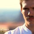 """Damien lors du quatrième épisode de """"Top Chef"""" saison 10, le 27 février 2019 sur M6."""