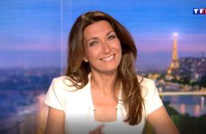 Anne-Claire Coudray dévoile sa plus grosse difficulté à la tête du JT de TF1