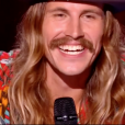 """Maxime dans """"The Voice 8"""" le 23 février 2019 sur TF1."""