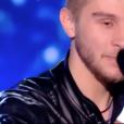 """Clem dans """"The Voice 8"""" sur TF1, le 23 février 2019."""