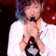 """Camille Hardoin dans """"The Voice 8"""" sur TF1, le 23 février 2019."""