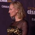 - Arrivées sur le tapis rouge de la cérémonie des César le 22 février 2019