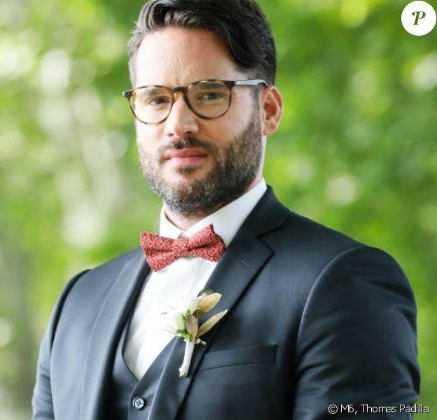 """Florian, candidat de """"Mariés au premier regard 3"""", M6"""