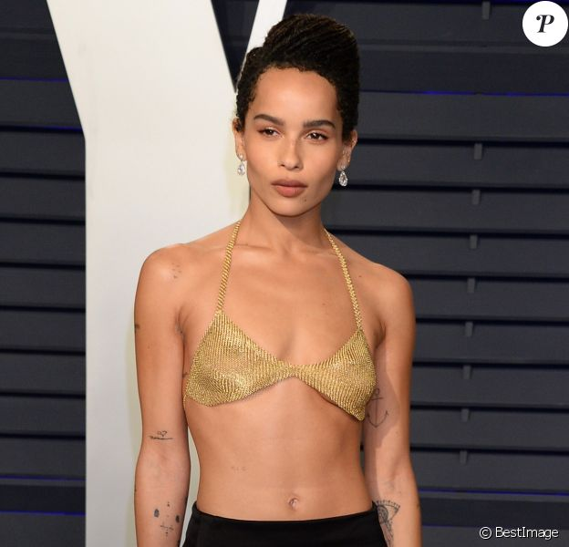 Zoe Kravitz - Soirée Vanity Fair Oscar Party à Los Angeles. Le 24 février 2019