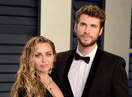 Miley Cyrus : Ravissante mariée avec Liam Hemsworth, non loin de son ex-chérie