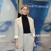 """Marie-Ange Casta face à Juliette Binoche qui n'est pas """"Celle que vous croyez"""""""