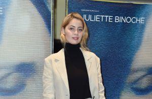Marie-Ange Casta face à Juliette Binoche qui n'est pas