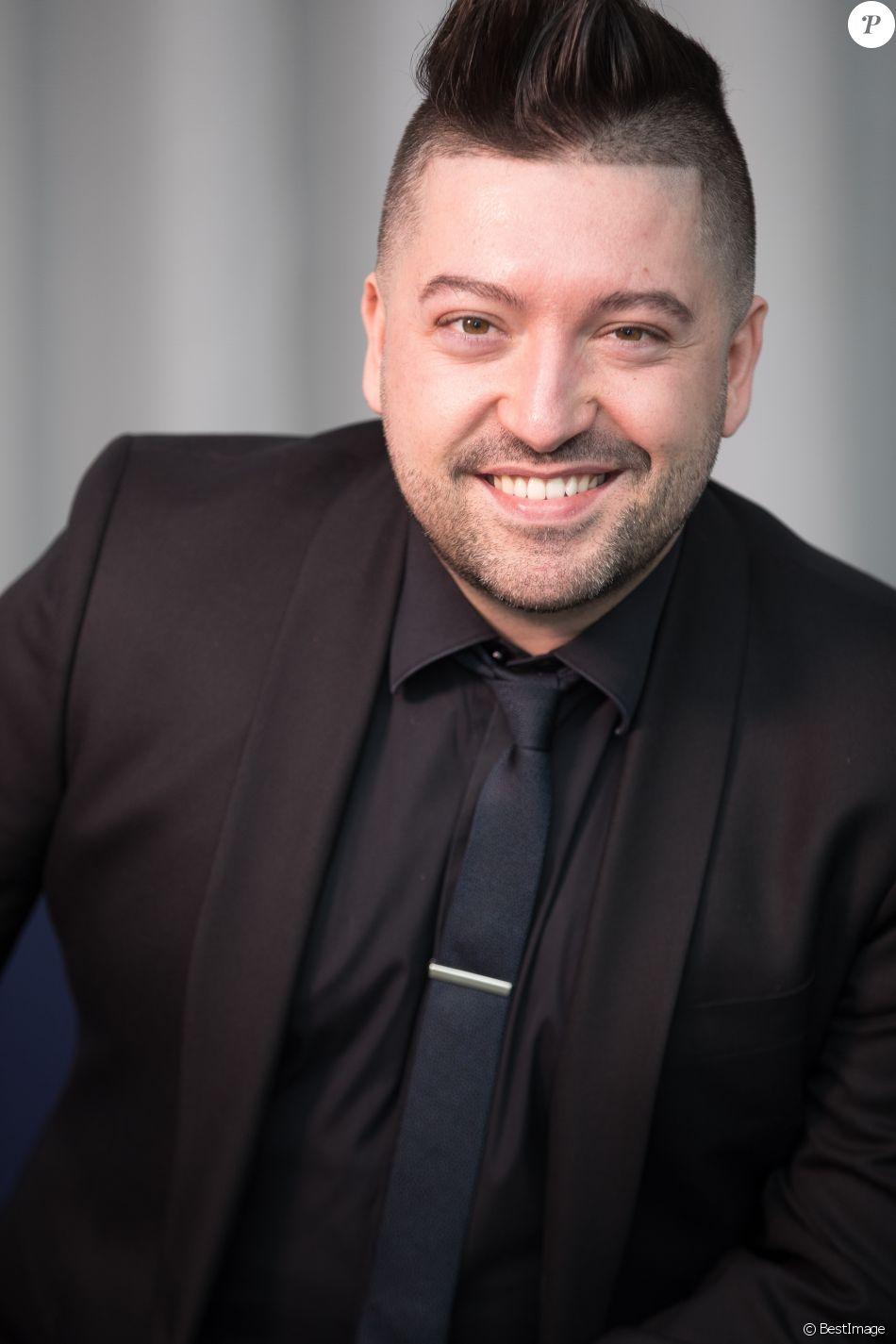 Exclusif - Chris Marques dans les locaux de Webedia pour une Interview pour Purepeople à Levallois-Perret le 9 janvier 2019. © Tiziano Da Silva/Bestimage