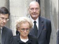 """Bernadette Chirac et les infidélités de Jacques : """"Je m'y suis faite"""""""