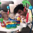 Julien Tanti et Tiago - Instagram, 27 décembre 2018