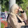 Exclusif - Kylie Jenner se promène dans les rues de Los Angeles le 9 janvier 2019.