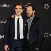 Mort de Luke Perry : KJ Apa, son fils dans Riverdale, provoque un tollé