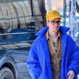 Justin Bieber dans les rues de New York, le 5 mars 2019