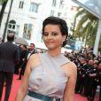 """Najat Vallaud Belkacem - Montée des marches du film """"Ahlat Agaci"""" lors du 71e Festival International du Film de Cannes, le 18 mai 2018 © Borde-Jacovides-Moreau/Bestimage"""