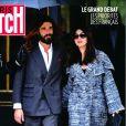 Paris Match en kiosques le 14 mars 2019.