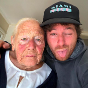 """Jean Imbert s'associe à sa mamie de 92 ans : """"Il m'a bien entortillée !"""""""
