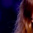 """Laura dans """"The Voice 8"""" sur TF1, le 16 mars 2019."""