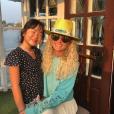 Laeticia Hallyday et Joy, en vacances au Vietnam pour les fêtes de fin d'année - décembre 2018.