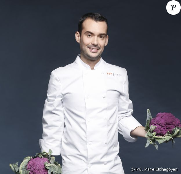 """Samuel Albert - Candidat de """"Top Chef 2019""""."""
