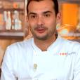 """Samuel lors du septième épisode de """"Top Chef 10"""" (M6), mercredi 20 mars 2019."""