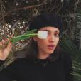 Manon Mittenaere, la petite soeur d'Iris Mittenaere, sur Instagram en mars 2019.