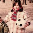 Marilou Berry et son frère Rudy - photo d'enfance postée sur Instagram