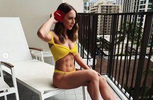 Eminem : Sa fille Hailie, craquante en bikini, profite d'un spring break