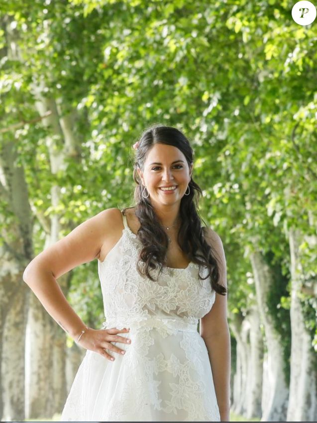 """Marlène, candidate de """"Mariés au premier regard 3"""", M6"""