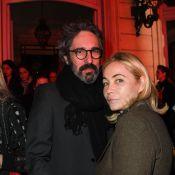 Emmanuelle Béart et son mari Frédéric Chaudier font la fête avec JoeyStarr