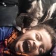 Gianni (5 ans), fils de Rachel Legrain-Trapani.