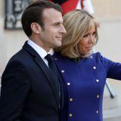 """Brigitte Macron : Les """"attentions réconfortantes"""" qu'elle apporte au président"""