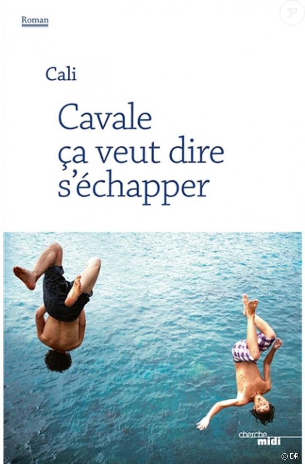 Cali - Cavale, ça veut dire s'échapper - éditions Cherche mimi, en librairies le 14 mars 2019.