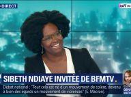 Sibeth NDiaye fait de rares et tendres confidences sur son mari et sa famille