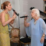"""Céline Dion révèle que sa mère souffre de """"dégénérescence maculaire"""""""