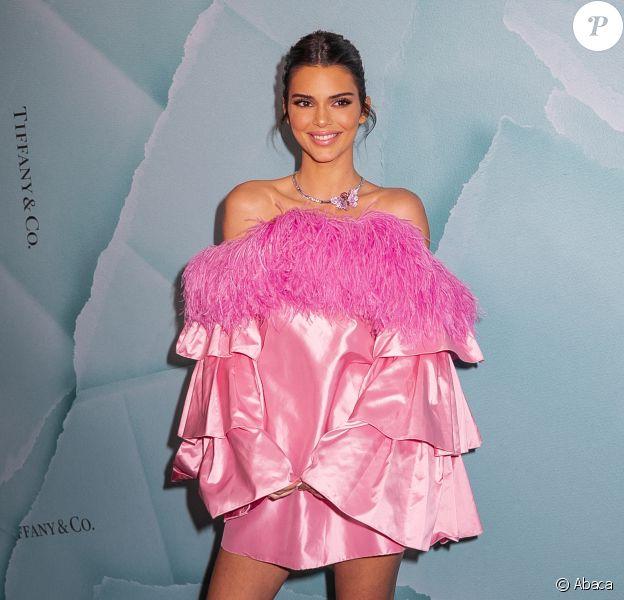 Kendall Jenner - Ouverture du flagship store Tiffany & Co. à Sydney, le 4 avril 2019.