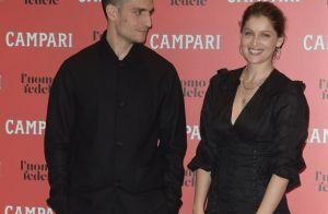 Laetitia Casta et Louis Garrel : Le couple rayonne à Rome