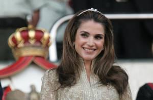 Rania de Jordanie, une reine honorée avec son époux et leurs enfants, juste... magnifique !
