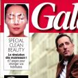 "Gad Elmaleh dans ""Gala"", en kiosque le 11 avril 2019."