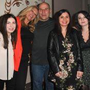 Vincent Moscato: Baiser échangé avec Krystel, Laurent Boyer avec sa belle Émilie
