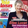 Télé Loisirs, avril 2019.